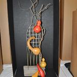 """Dried on the Vine"" - by Janna Boyd, Pella Garden Club"
