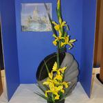 """The Golden Dome"" - by Dennis Wolf, Floyd Valley Federated Garden Club (90+ design)"